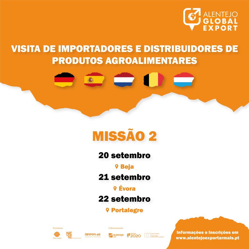 Alentejo Global Export | Visita de Prospetores Internacionais